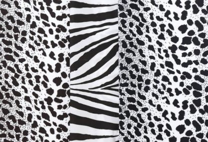 Animal Prints polycotton