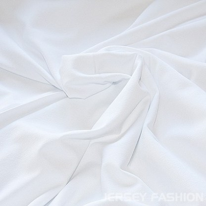 plain white fabric