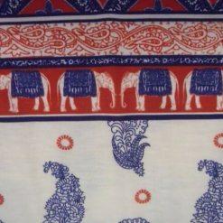 Blue Delhi Elephants T-shirting