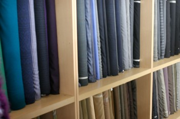 Wool Suiting and Coating Fabrics