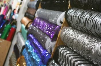 Sequin Fabrics