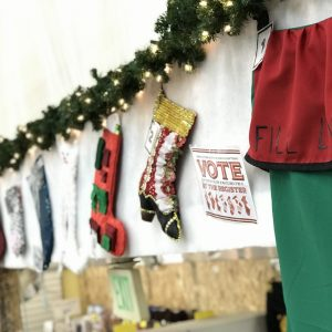 Vote in Our Employee Stocking Contest!
