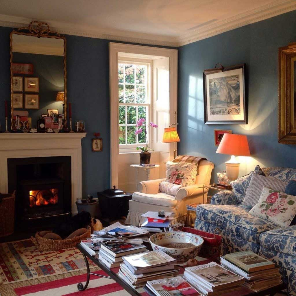 Country Cottage Interiors Inspiration Decor Ideas