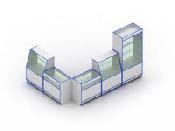 Торговые витрины и прилавки из ЛДСП
