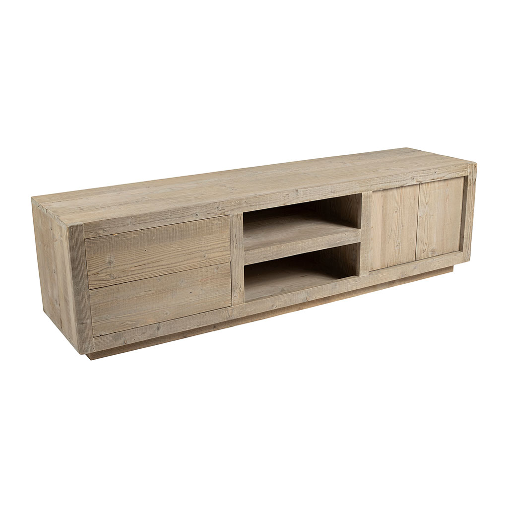https www fabriquedestyles com boutique catalogue 609237 commode tv chicago pin ancien 180x45x50