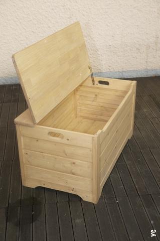 Comment Construire Un Coffre A Jouet En Bois La Rponse