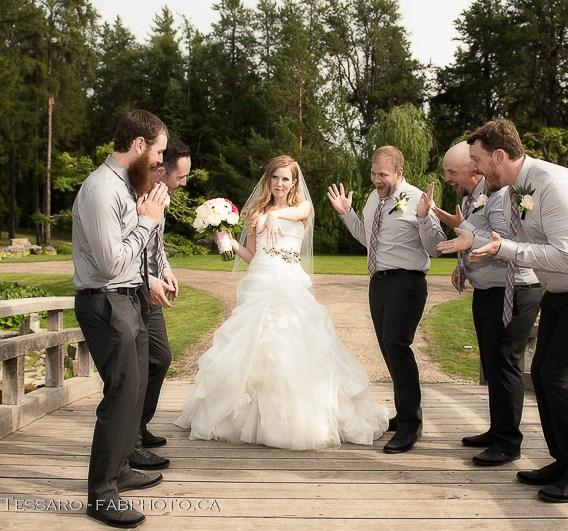 Travis and Lindsey Edmonton Wedding Photography