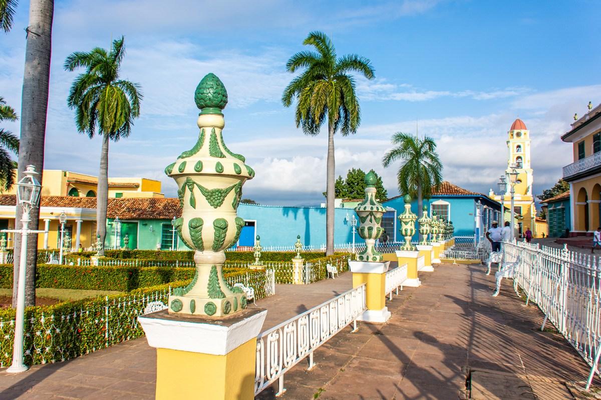 Cuba, Trinidad: atmosfera coloniale