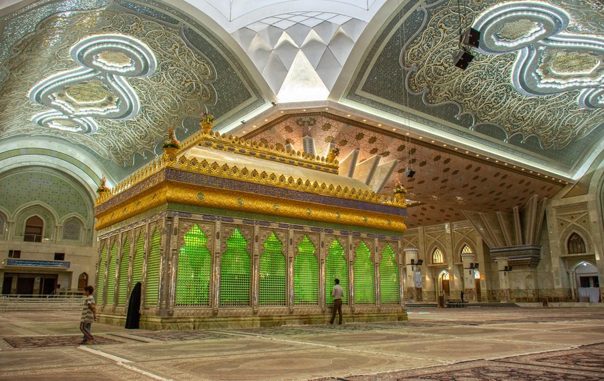 Teheran, il Mausoleo dell'Imam Khomeini