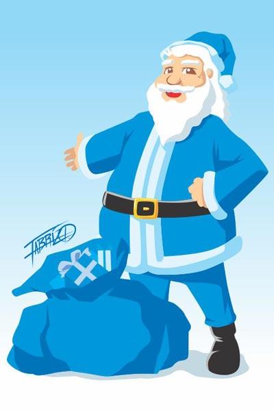Papai Noel GaiaSec