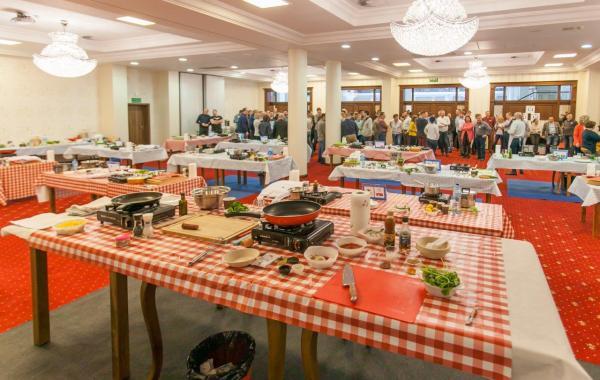 warsztaty kulinarne team building