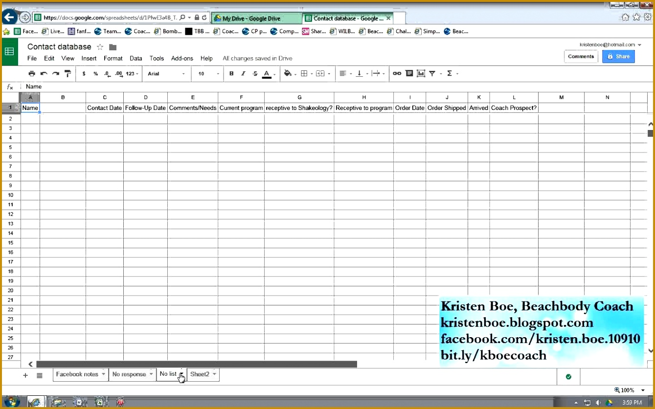 9 Excel Client Database Excel Template