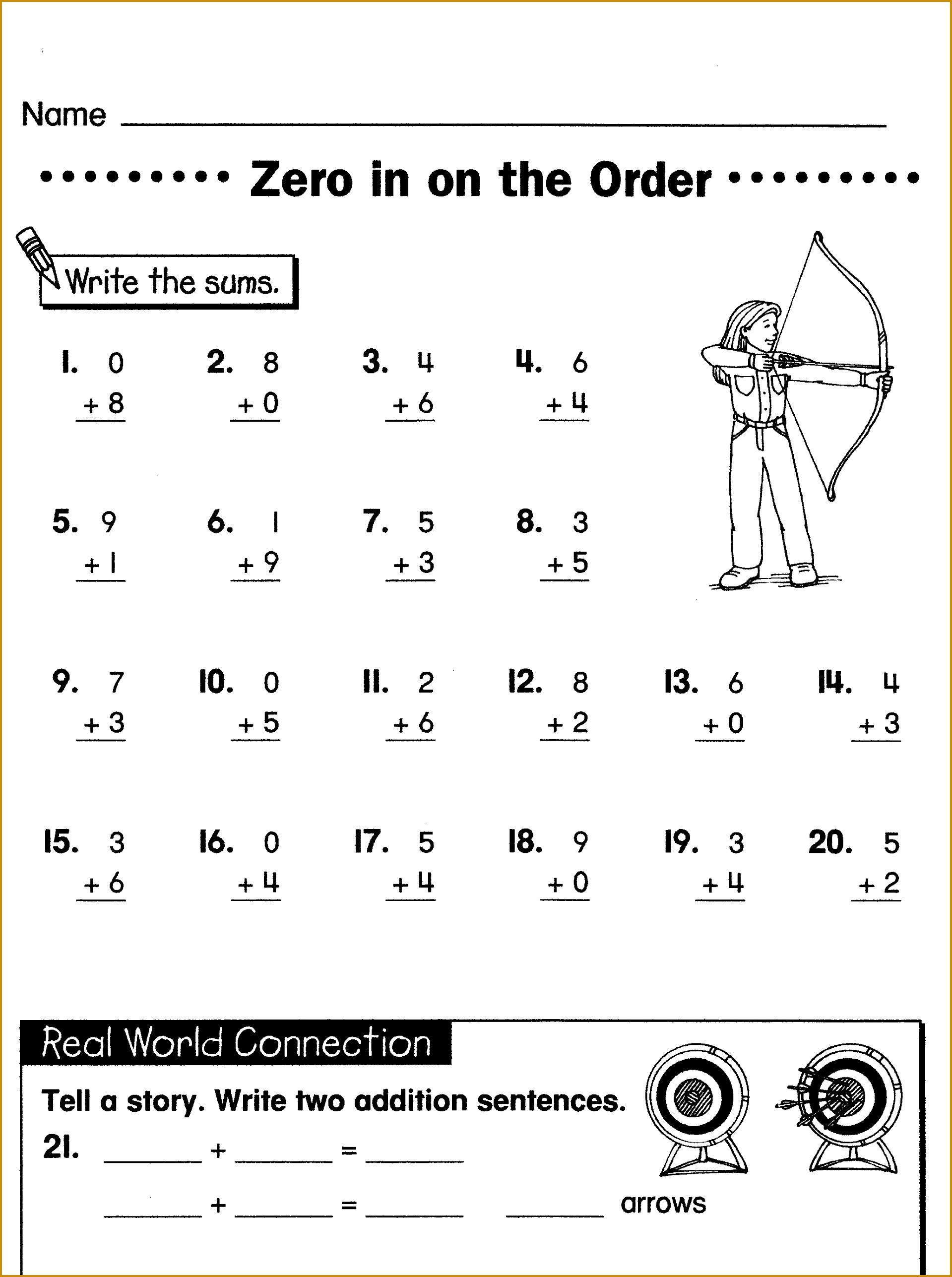 4 9th Grade Math Worksheets
