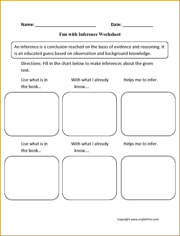 6 Line Plot Worksheets