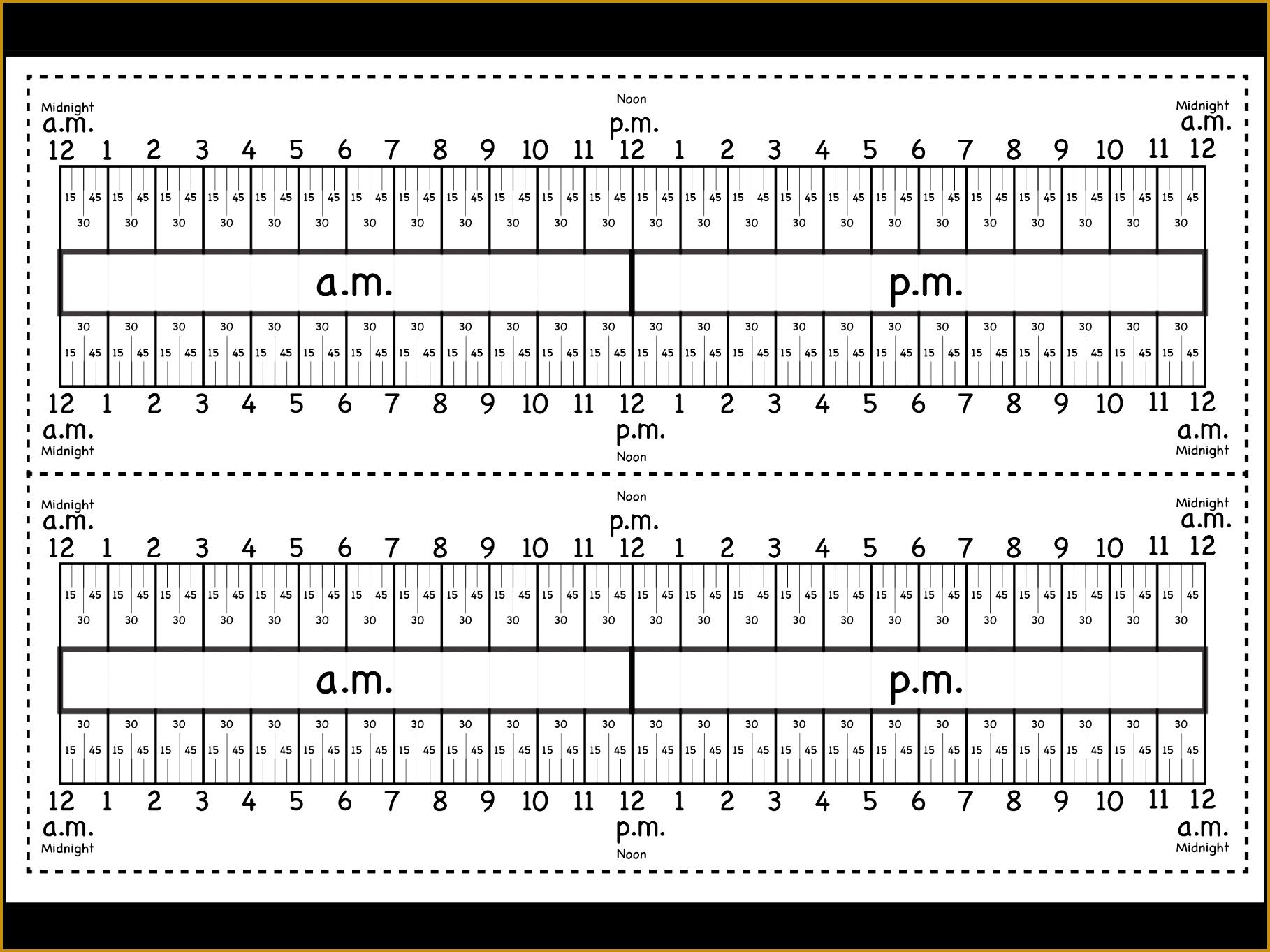 4 Measurement Worksheets