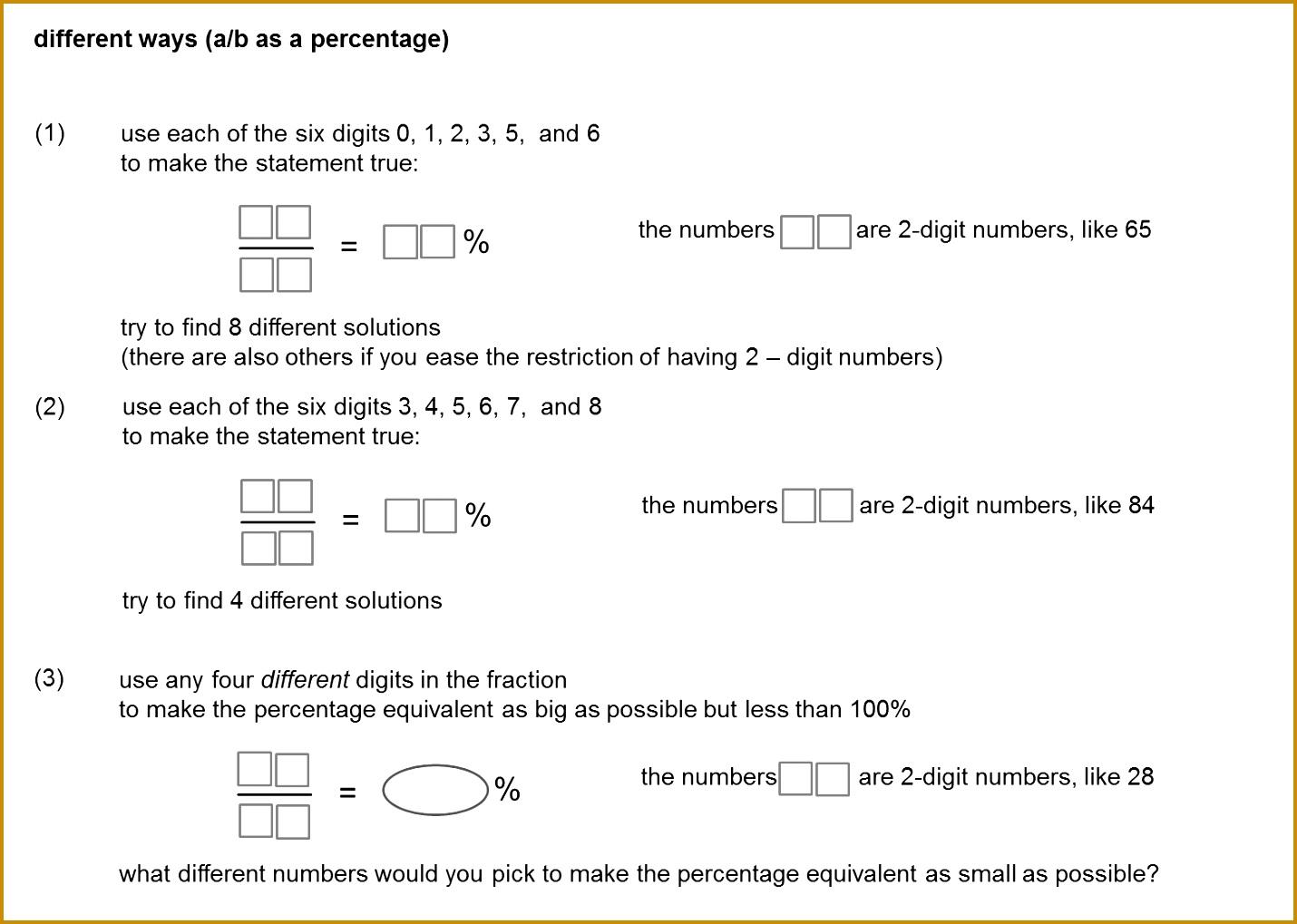 7 Simplifying Fractions Worksheet