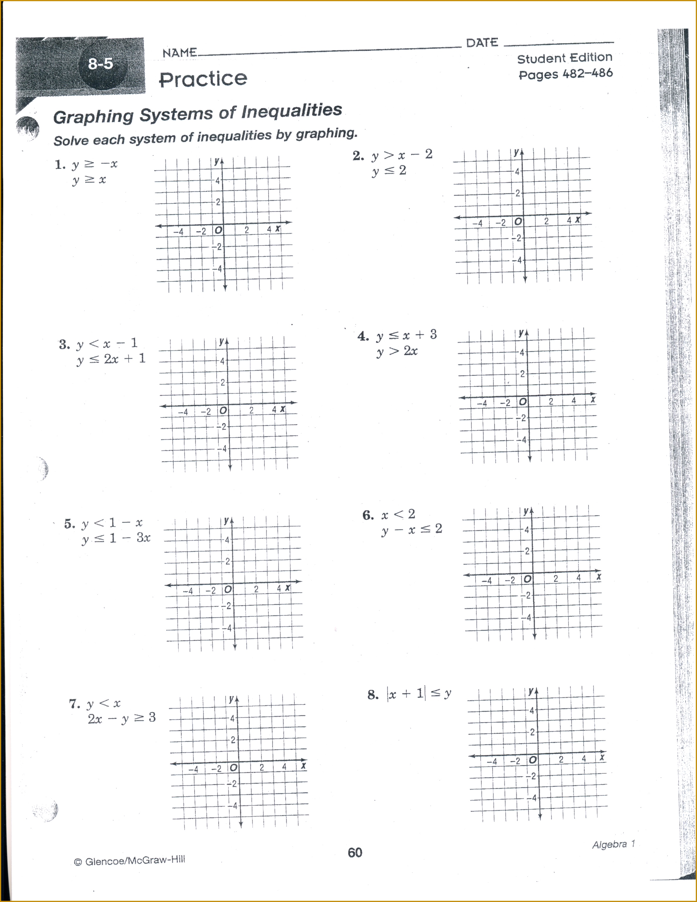 3 W 4 Worksheet
