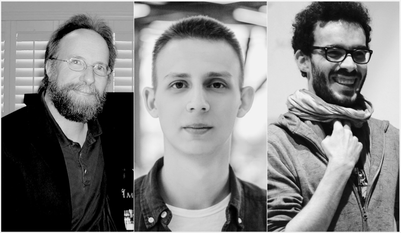 These are the Finalists of the 9th International Film Music Competition