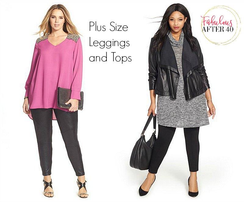 Size Style Clothing Plus 40s