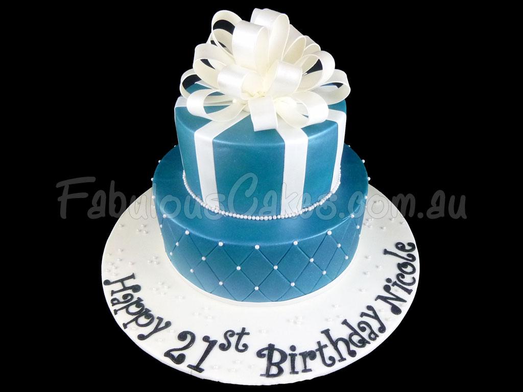 21st Birthday Cakes Fabulous Cakes