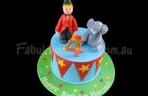 Harrison the Ringmaster Cake