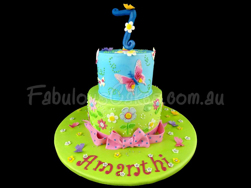 Whimsical Th Birthday Cakes