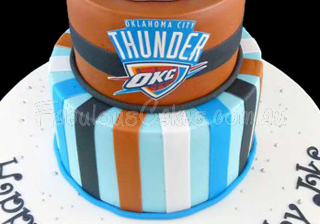 Superb Basket Ball Themed Cakes Fabulous Cakes Funny Birthday Cards Online Inifofree Goldxyz
