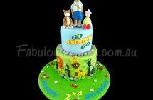 Go Diego Go Cakes