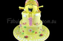 Little Miss Sun Shine Cakes