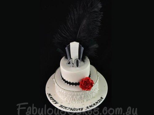 1920 Themed 40th Birthday