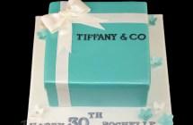 Gift Box Cakes