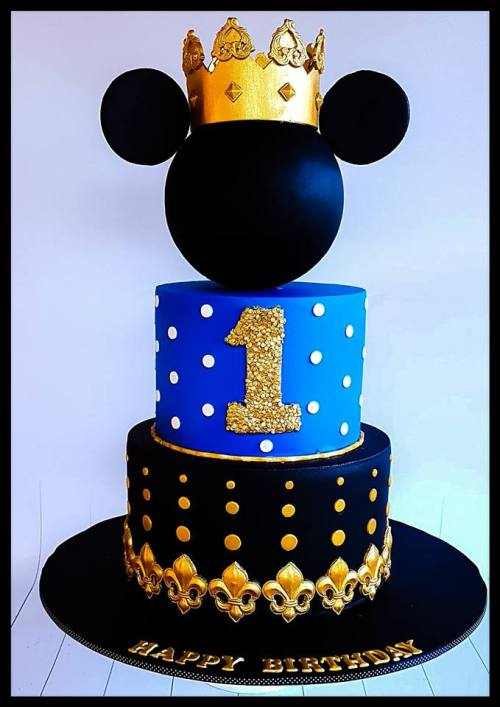 Royal Mickey Mouse