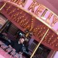 Perslunch Pupa en Matis bij Mama Kelly Amsterdam