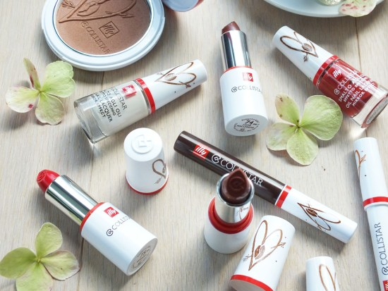 illy en collistar make-up Collezione Caffe
