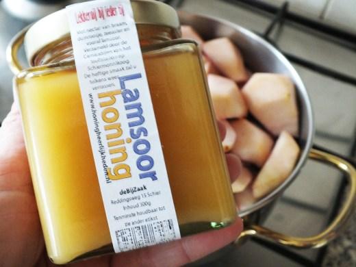 Lamsoor Honing de Bijzaak