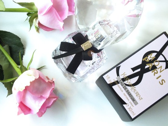 YSL Mon Paris Parfum Eau de Parfum Review Yves Saint Laurent