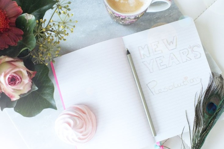 Goede voornemens nieuwjaarswensen
