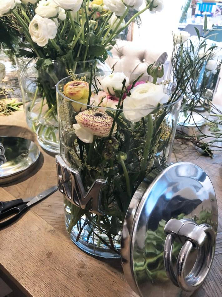 Riviera Maison bloemschikken voorraadpot