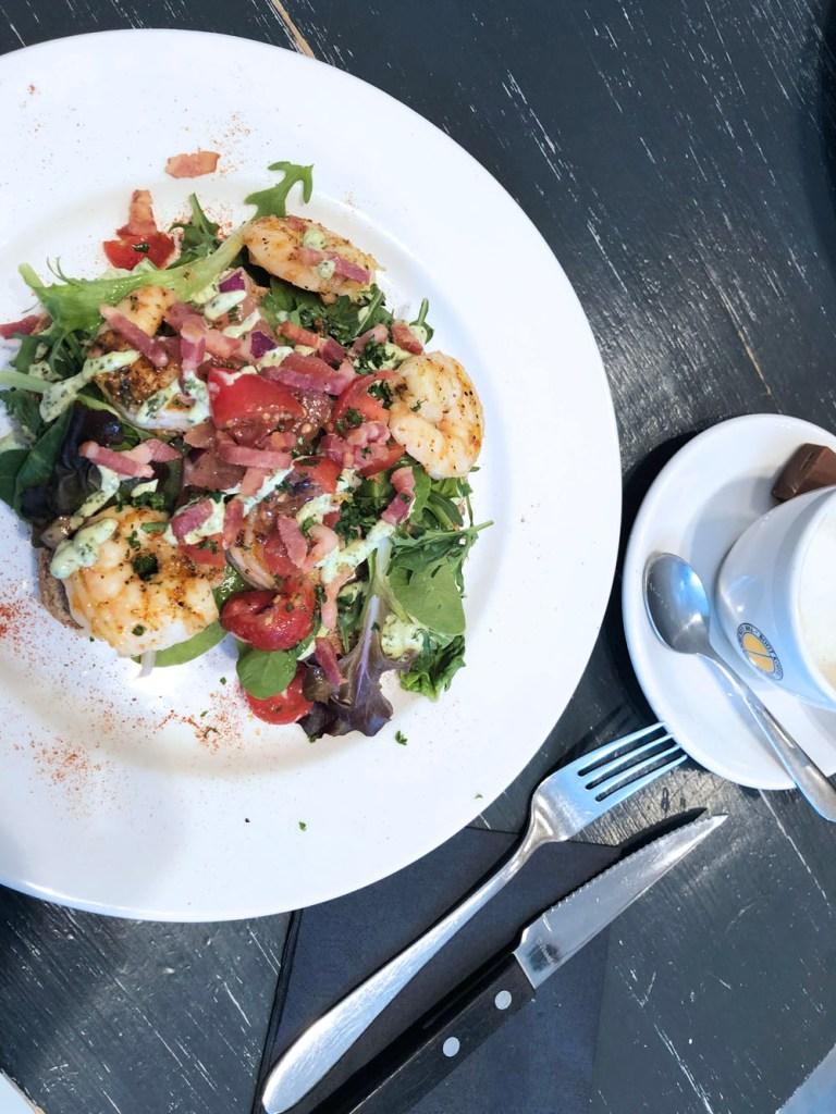 Lunchcafe Lente Roosendaal restaurant review menu
