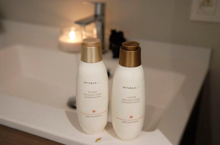 Shampoo Rituals, Rituals Hair Temple Elixer collection shampoo conditioner review