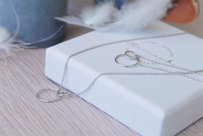 Isabel Bernard sierlijke sieraden zilveren sieraden fijne sieraden set