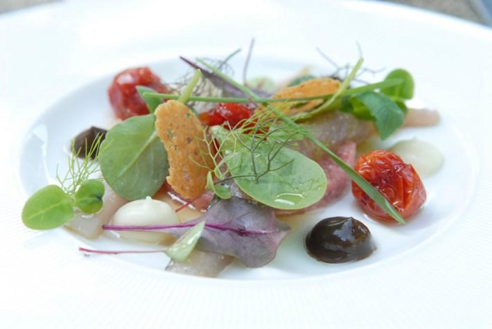 Review: Michelin Restaurant Mijn Keuken voorgerecht menu