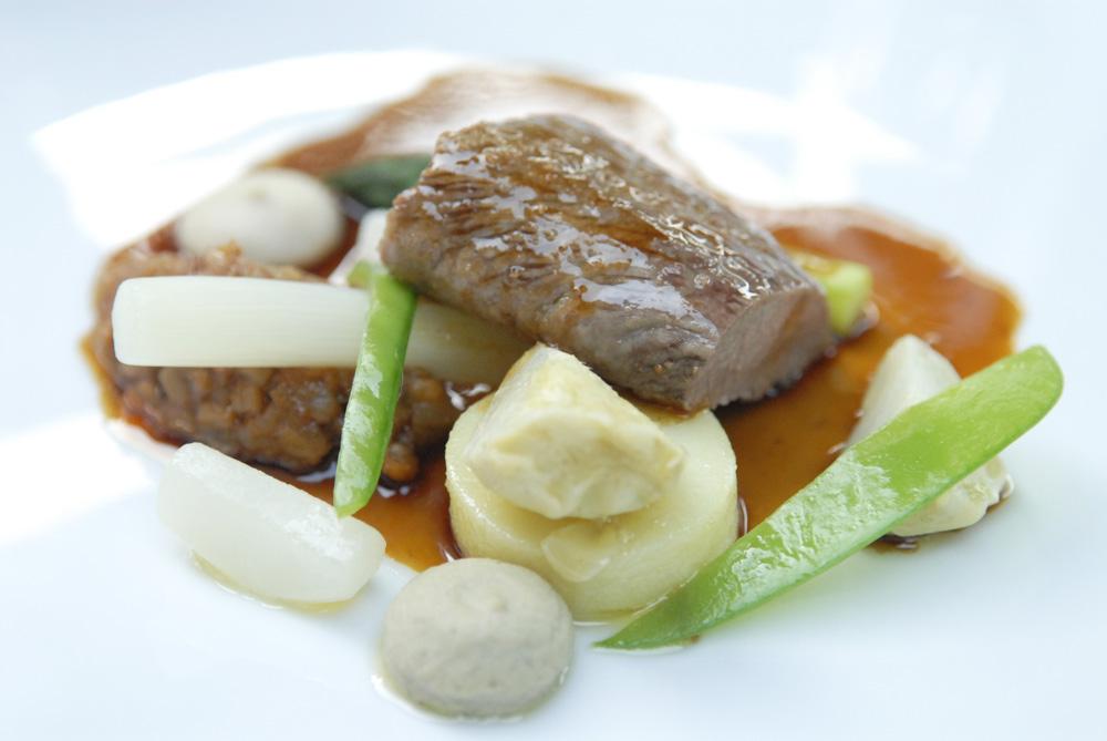 Review: Michelin Restaurant Mijn Keuken hoofdgerecht