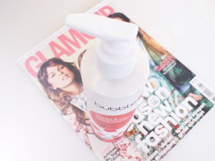 Bubble T Cosmetics herstellende handcrème