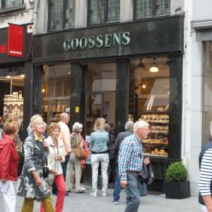 Reizen Citytrip Antwerpen winkeltips weekendje weg bakkerij Goossens Korte Gasthuisstraat