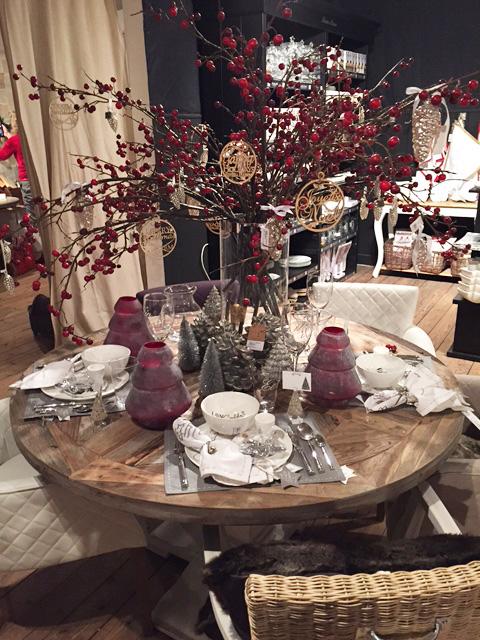 Rivièra Maison Kerstcollectie 2015 Cabon collectie servies