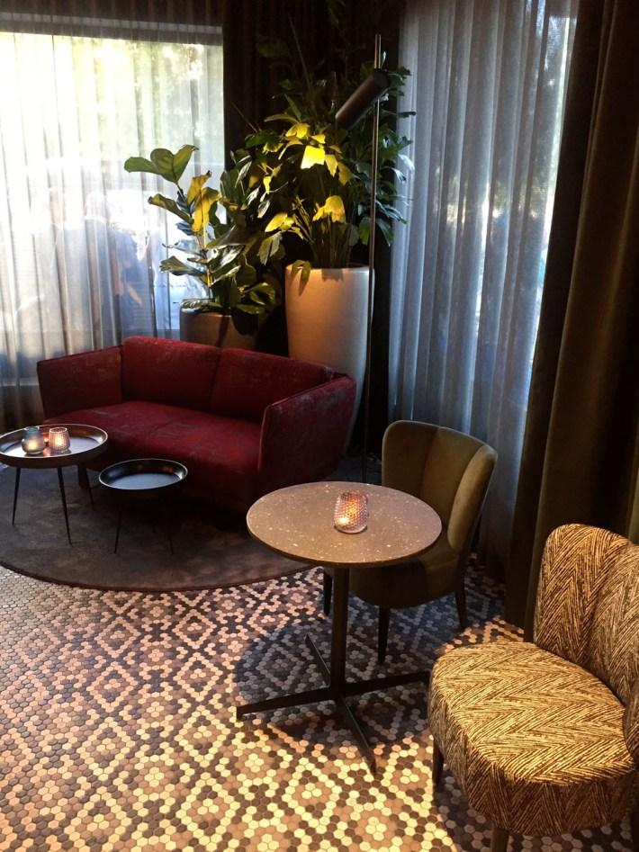 U Antwerp Mas Hotel Eilandjes Antwerpen lounge