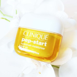 Review: Clinique Pep-Start HydroRush Moisturizer