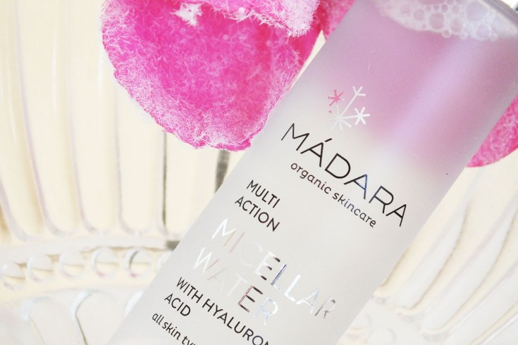 Review: Mádara Micellar Water