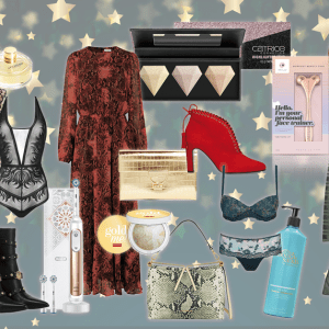 Musthaves: Put your glam on!